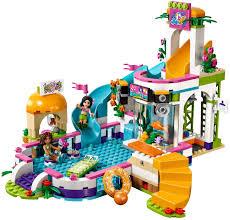 Đồ chơi lắp ráp LEGO Friends 41313 - Công Viên Nước Heartlake (LEGO 41313  Heartlake Summer Pool) giá rẻ tại cửa hàng LegoHouse.vn LEGO Việt Nam