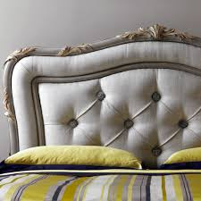 modern upholstered bed. Modern Classic Italian Designer Button Upholstered Bed