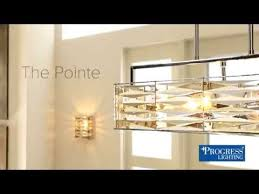 the pointe collection by progress lighting
