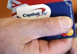 I don't have a capital one online account. A Customer Paid Off His Debt Capital One Feared Fraud Los Angeles Times