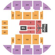 Brick Breeden Fieldhouse Seating Chart Brick Breeden Fieldhouse Tickets Seating Charts And