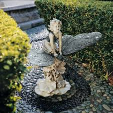 angel garden. 40 stunningly beautiful statues of fairies and angels for your home \u0026 garden angel