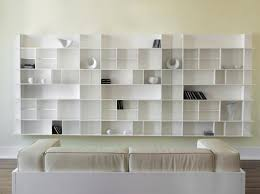 white wall storage. Plain Wall Temahome Panorama White Wall Mounted Storage Display Unit  View 2 With O