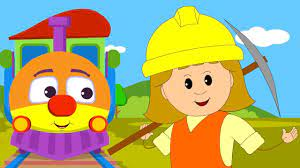 Nhạc tiếng Anh thiếu nhi có lời I've been working on the railroad