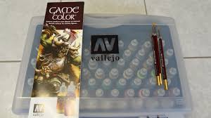 The Vallejo Game Color Box Set Interactivepainting