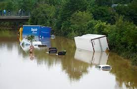 استمرار فيضانات غرب أوروبا.. 153 قتيلاً بينهم 133 بألمانيا