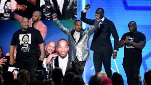 Exonerated Five Receive Standing Ovation at BET Awards ...