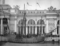 Boat At The 1893 World S