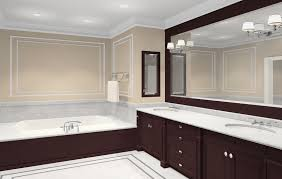 bathroom wall mirrors. chocolate brown wooden frame bathroom wall mirror mirrors a