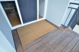 large front door matsSimple Front Door Mat  Home Ideas Collection  Good and Welcoming
