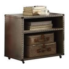 industrial bedroom furniture. Acme Furniture - Brancaster Aluminum Nightstand With USB Power Dock Nightstands And Bedside Tables Industrial Bedroom