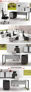 Best Modern Office Furniture Enchanting High End Executive Desks Contemporary Home Office Furniture