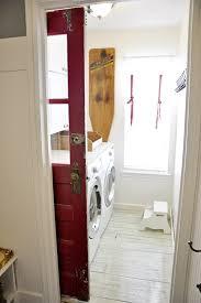 Wood office desk plans astonishing laundry room Wall Mudroom05 Madisonark 25 Small Laundry Room Ideas