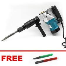 makita 0810 demolition hammer chipping gun 900w