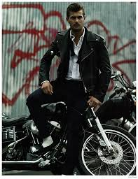 jacey elthalion gq china fashion editorial mens leather