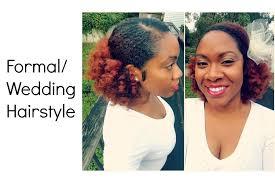 Natural Formal Hairstyles Formal Hairstyles For Natural Hair Naturally Michy Wedding And