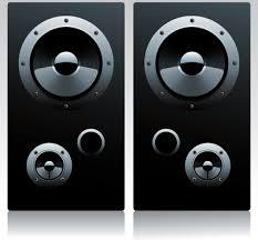 dj speakers clipart. different speaker system design vector set dj speakers clipart t