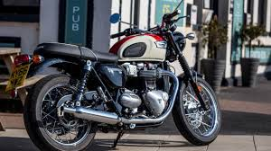 2017 triumph bonneville t100 rideapart review youtube