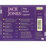 Jack Jones Sings Michel Legrand