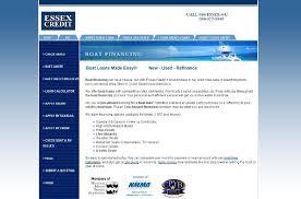 Boat Loan Calculator Essex Credit Boat Loans Reviews Of 2019