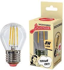 """<b>Лампочка Экономка Лампа</b> светодиодная LED """"<b>Экономка</b> ..."""