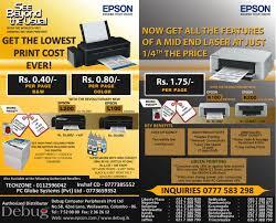Canon Colour Printer Price In Sri Lanka L L L L L L L