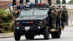 Image result for Militarization of police