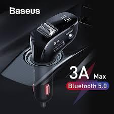 <b>Baseus F40 Streamer</b> AUX Wireless MP3 <b>Car</b> Charger