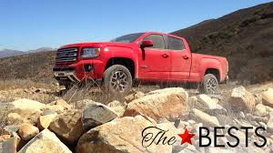 The Best Mid-Sized Pickup Truck