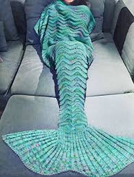 Mermaid Blanket Pattern Simple Crochet Mermaid Blanket Tutorial Youtube Video DIY Under The Sea