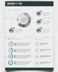 Graphic Resume Templates 33+ Infographic Resume Templates - Free Sample, Example, Format ...