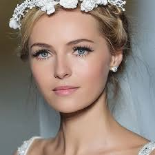 the bridal makeup look for 2016 soft and simple