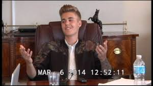 Justin Bieber Appears Angry, Sullen, Defiant in Video Deposition ... via Relatably.com