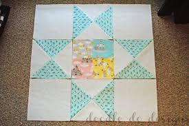 Story Book Star Baby Quilt Â« Moda Bake Shop & Story Book Star Baby Quilt Tutorial | Doodle Do Designs for Moda Bake Shop Adamdwight.com