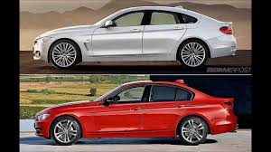 Coupe Series 2014 bmw 428i coupe price : BMW 4er GRAN COUPE' vs 3er SEDAN VISUAL COMPARISON - YouTube