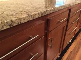 My New Kitchen With Giallo Ornamental Light Granite With Kitchen