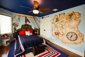 cool pirate ship toddler bed image