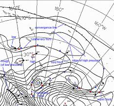 How To Read Weather Maps About Metservice