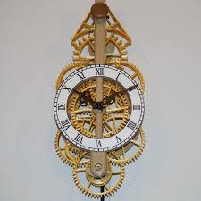 medium pendulum wall clock