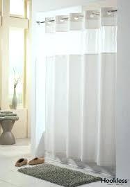 clear top shower curtain clear shower curtain fabric shower curtain white with clear top clear shower