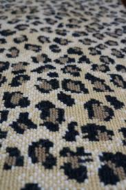 breathtaking animal print rugs and cheetah rug with beautiful shape round or circle rug for