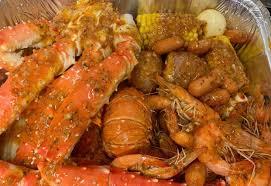 Hot N Juicy Shrimp LDN - Seafood ...