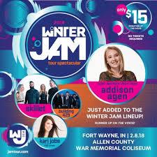 winter jam flyer 2018 winterjam 2018 trinity communications group