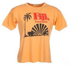 Fiji T Shirt Designs 70s Fiji T Shirt