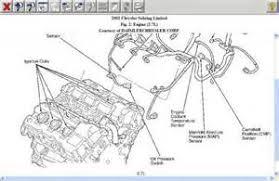 similiar 2004 chrysler sebring engine diagram keywords 2004 dodge stratus 2 7 liter engine diagram on chrysler 2 7 engine