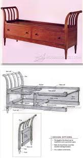 diy wood furniture projects. storage bench plans furniture and projects woodwork woodworking diy wood e