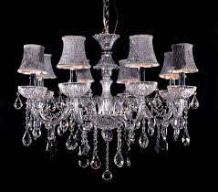 image of contemporary lighting crystal chandeliers