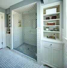 Bathroom Remodeling Virginia Beach Impressive What Do You Think Of This Shower Design With Built In Shelving On