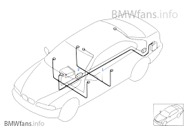 audio wiring harness bmw 3' e46 330ci m54 europe bmw m54 engine wiring diagram at E46 Wiring Harness