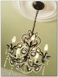 remove chandelier from ceiling
